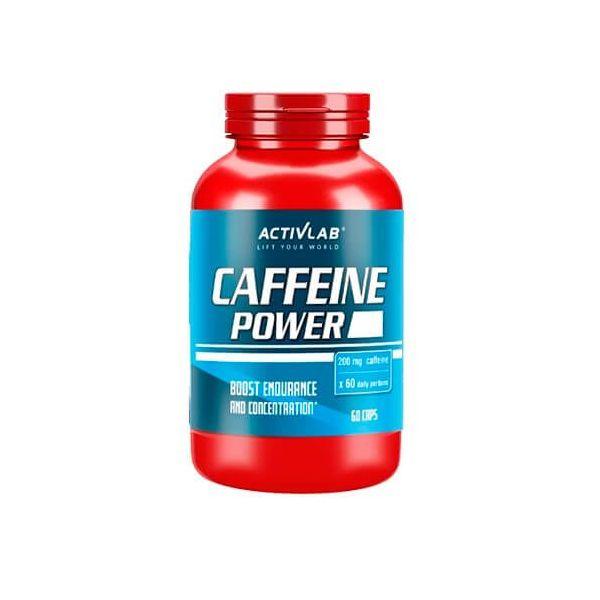 Caffeine power - 60 capsules Activlab - 1