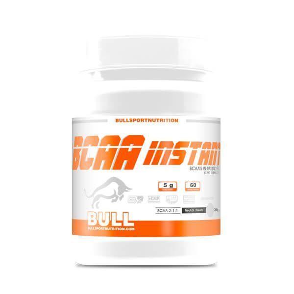 Bcaa instant - 300g Bull Sport Nutrition - 2