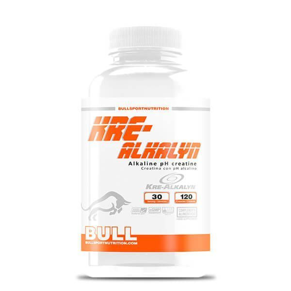 Kre-alkalyn - 120 capsules Bull Sport Nutrition - 1