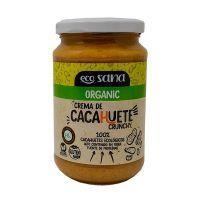 Organic peanut butter - 350g EcoSana - 1