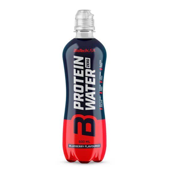 Protein water zero - 500ml Biotech USA - 1
