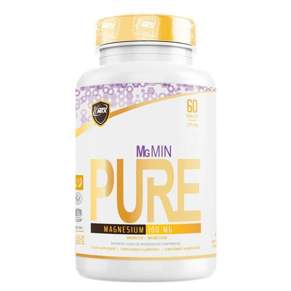 Mgmim - 60 tablets MTX Nutrition - 1