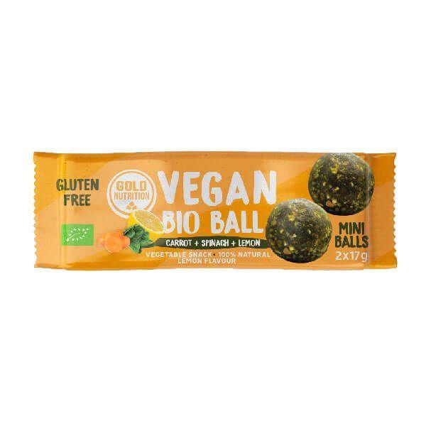 Vegan Bio Ball - 2 x 17 g GoldNutrition - 2