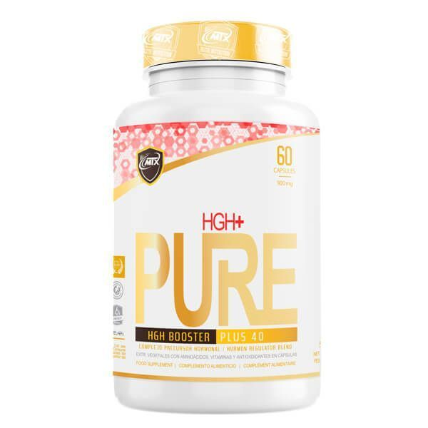 HGH + - 60 capsules MTX Nutrition - 1