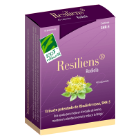 Resiliens Rhodiola - 40 capsules 100%Natural - 1