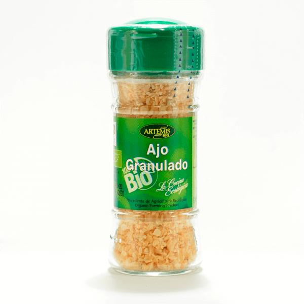 Ajoganulated jar eco - 50gr Artemis BIO - 1