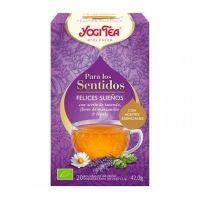 Yogi tea for the senses happy dreams - 20 sachets Yogi Organic - 1
