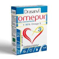Omepur - 45 softgels Drasanvi - 1