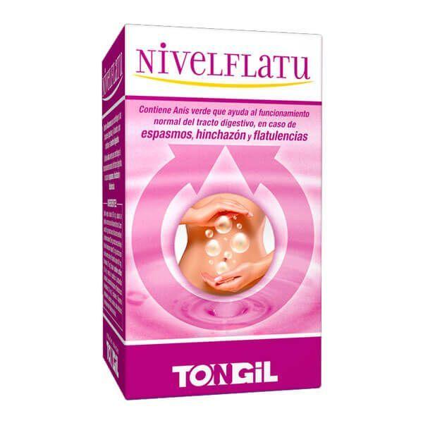 Nivelflatu - 30 capsules Tongil - 1