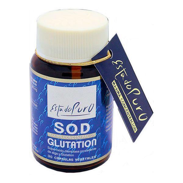 Pure state s.o.d glutation - 30 capsules Tongil - 1