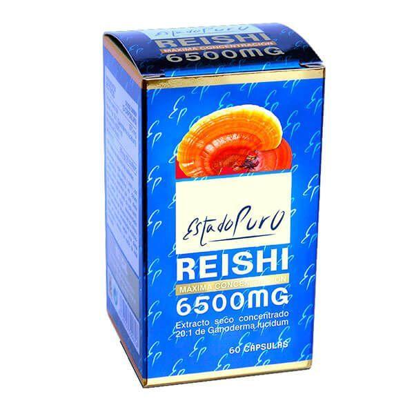 Pure State Reishi 6500 mg - 60 capsules Tongil - 1