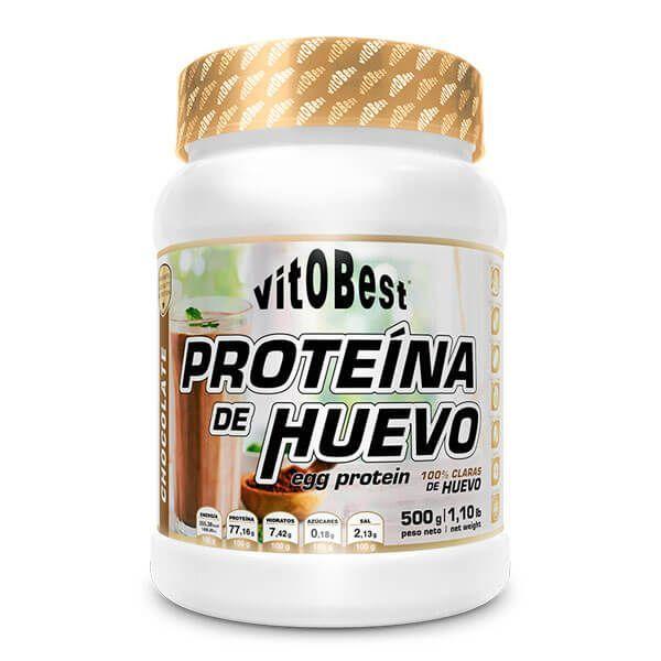 Egg protein - 500g VitoBest - 1