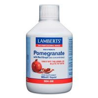 Pomegranate with Red Grape Concentrates - 500 ml Lamberts - 1