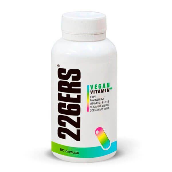 Vegan Vitamin + - 60 capsules 226ERS - 1