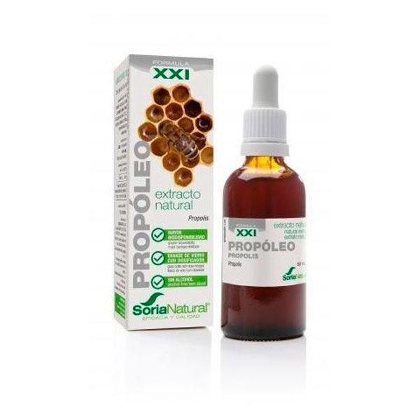 Propolis natural extract s xxi - 50ml Soria Natural - 1