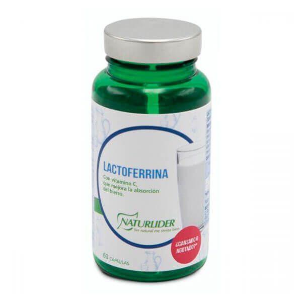 Lactoferrin - 60 capsules NaturLíder - 1