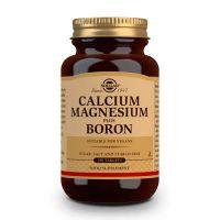 Calcium Magnesium Plus Boron - 250 tablets Solgar - 1