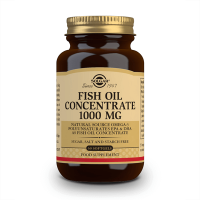 Fish Oil Concentrate 1000 mg - 60 sofgels Solgar - 1