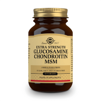 Extra Strength Glucosamine Chondroitin MSM - 60 Tabs Solgar - 1