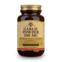 Garlic powder 500mg - 90 vcaps Solgar - 1