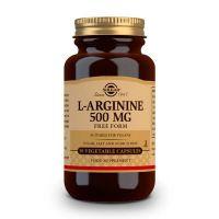 L-Arginine 500mg - 50 vcaps Solgar - 1