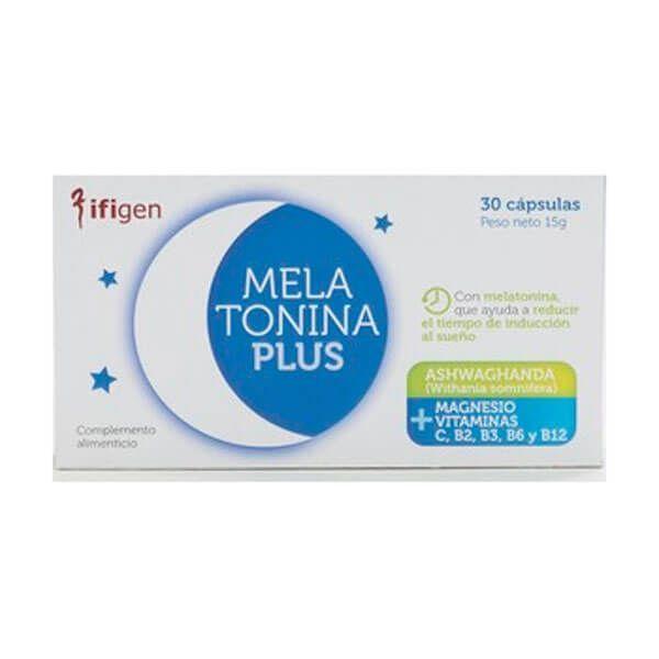 Melatonin plus - 30 capsules Ifigen - 1