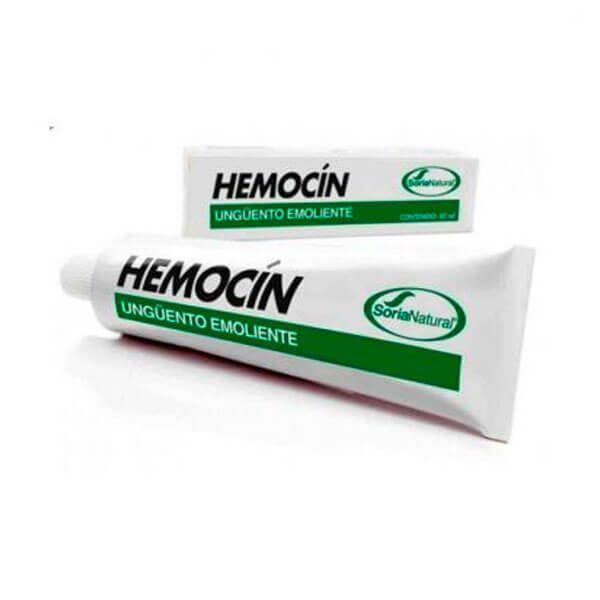 Hemocin unguento emoliente - 40ml Soria Natural - 1