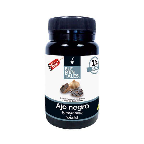 Fermented black garlic - 30 capsules Novadiet - 1