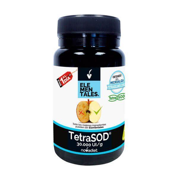 Tetrasod 30000 ui/g - 30 capsules