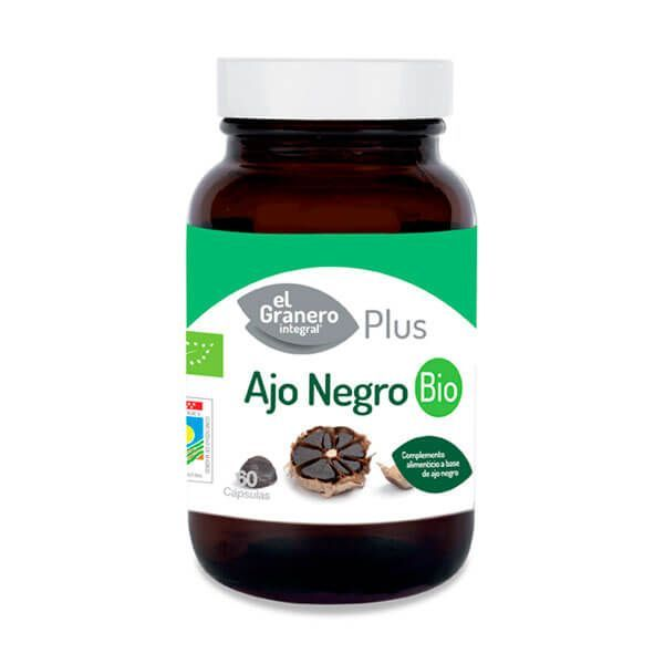 Black garlic 400mg - 60 capsules
