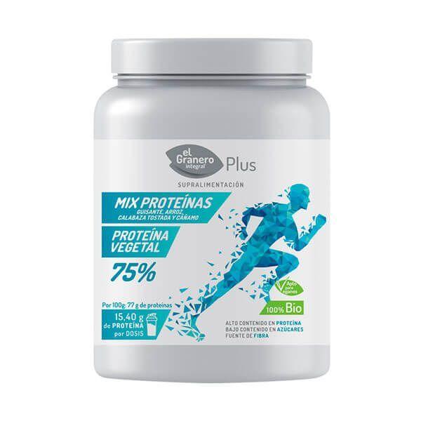 Organic protein mix jar - 500g