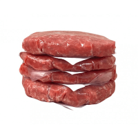 2 veal burgers - 200g