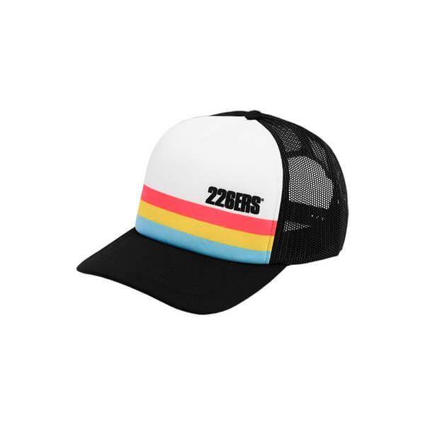Hydrazero trucker cap curved