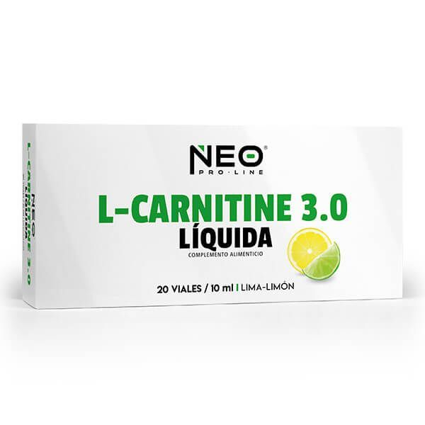 L-carnitine 3.0 - 20 vials