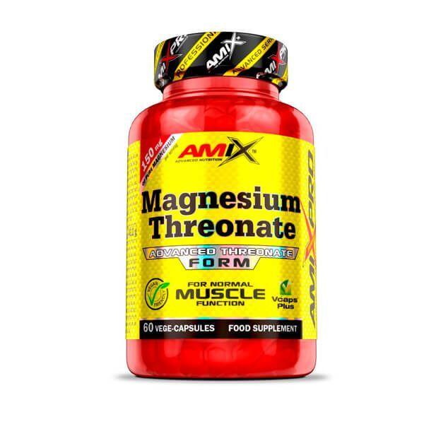 Magnesium threonate - 60 capsules