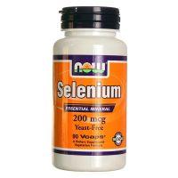 Selenium 200mcg - 90 vcaps