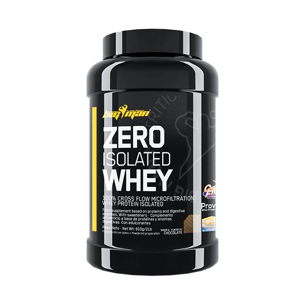 Zero Isolated Whey - 910 g