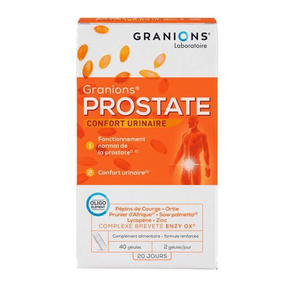 Prostate - 40 capsules