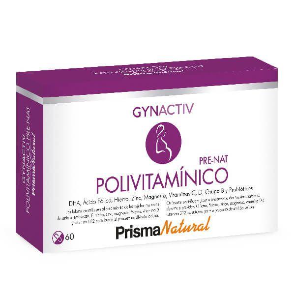 Polivitaminico pre-nat - 60 capsules