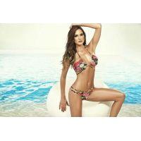 Bikini nylon spandex