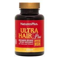 Ultra hair plus with msm - 60 tablets