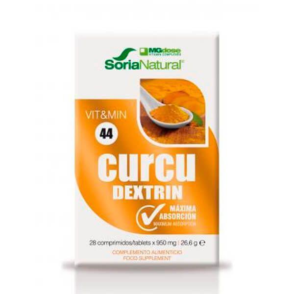Curcu dextrin - 28 tablets
