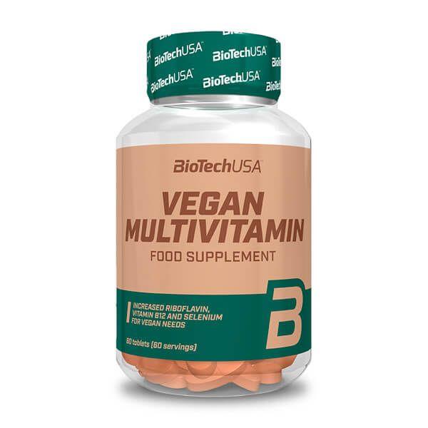 Vegan multivitamin - 60 tablets