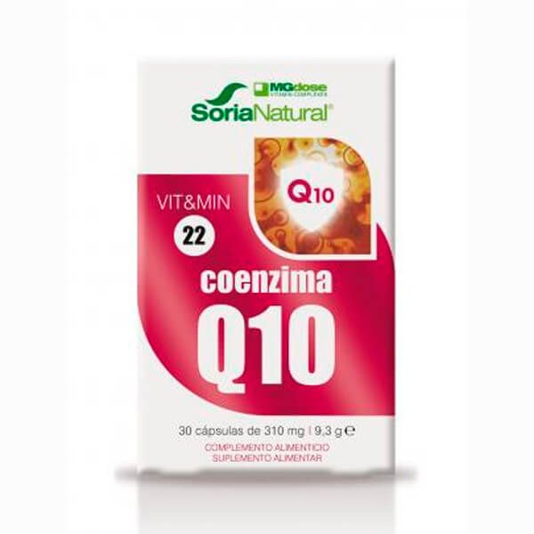 Coenzyme q10 - 30 tablets