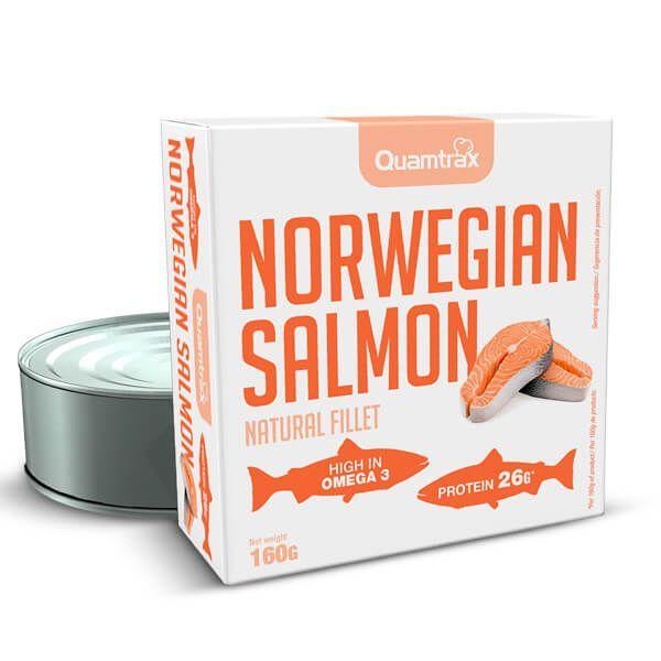 Norwegian salmon - 160g