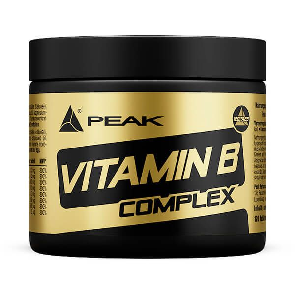 Vitamin b complex - 120 tablets