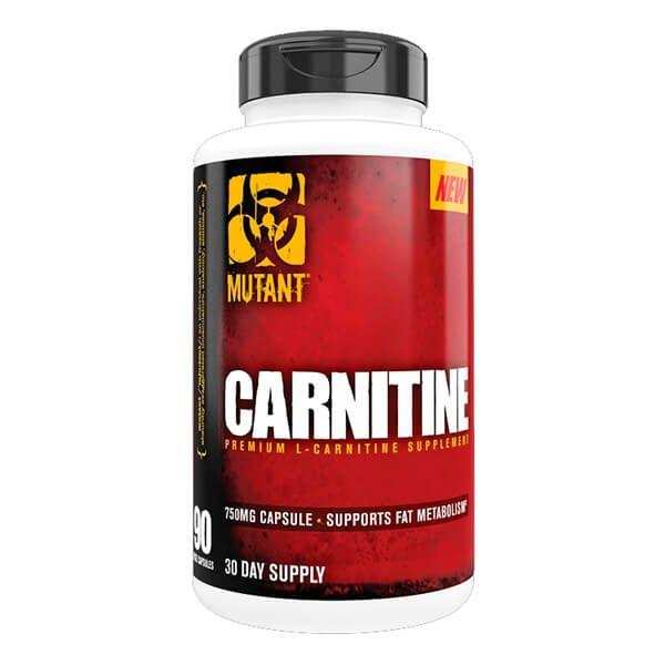 L-carnitine - 90 capsules