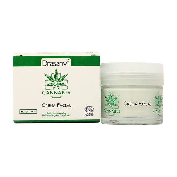 Bio cannabis facial cream - 50ml