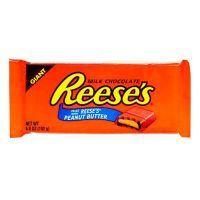 Reese's giant reese's milk chocolate bar - 192g