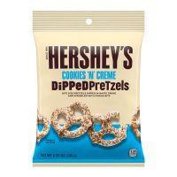 Dipped pretzels cookies creme - 120g